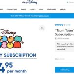 Love Tsum Tsum's?  Check this out...